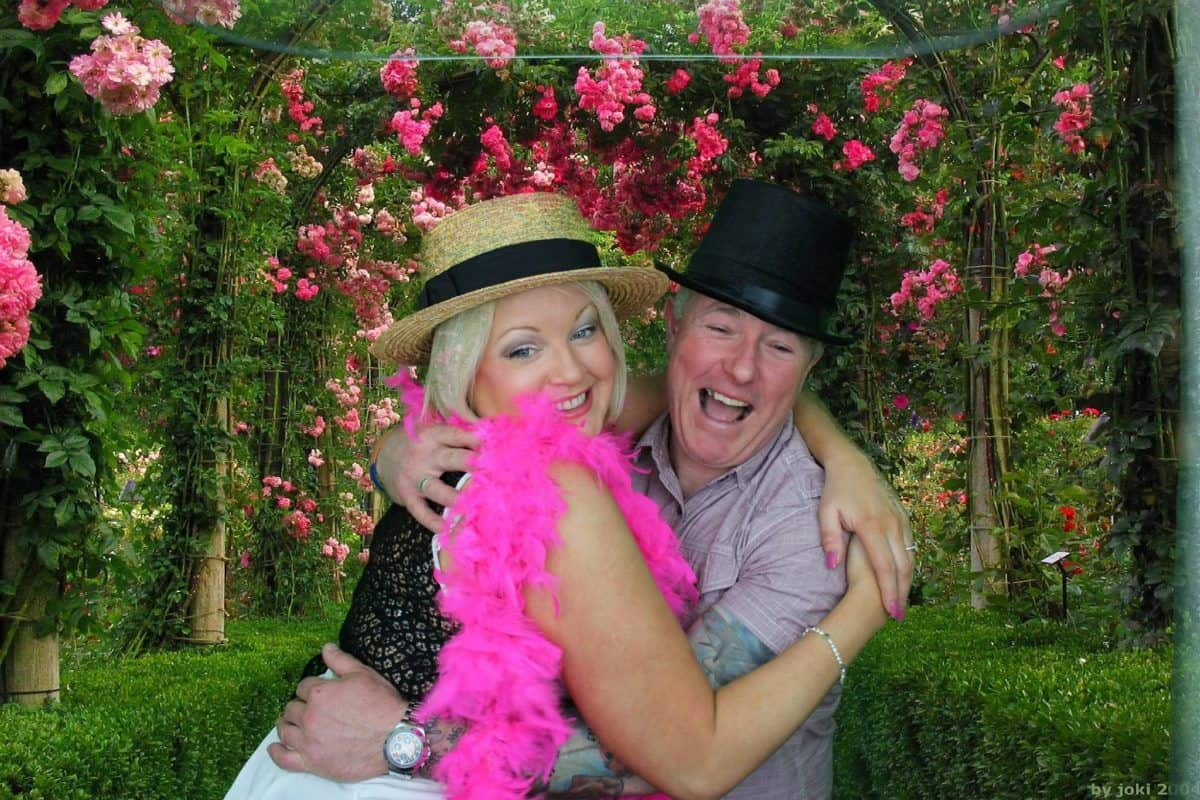 photo booth hire northampton