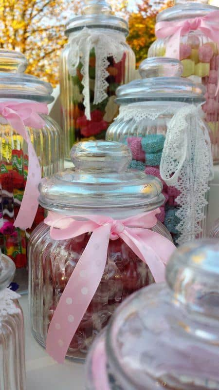 more sweets for candy cart hire