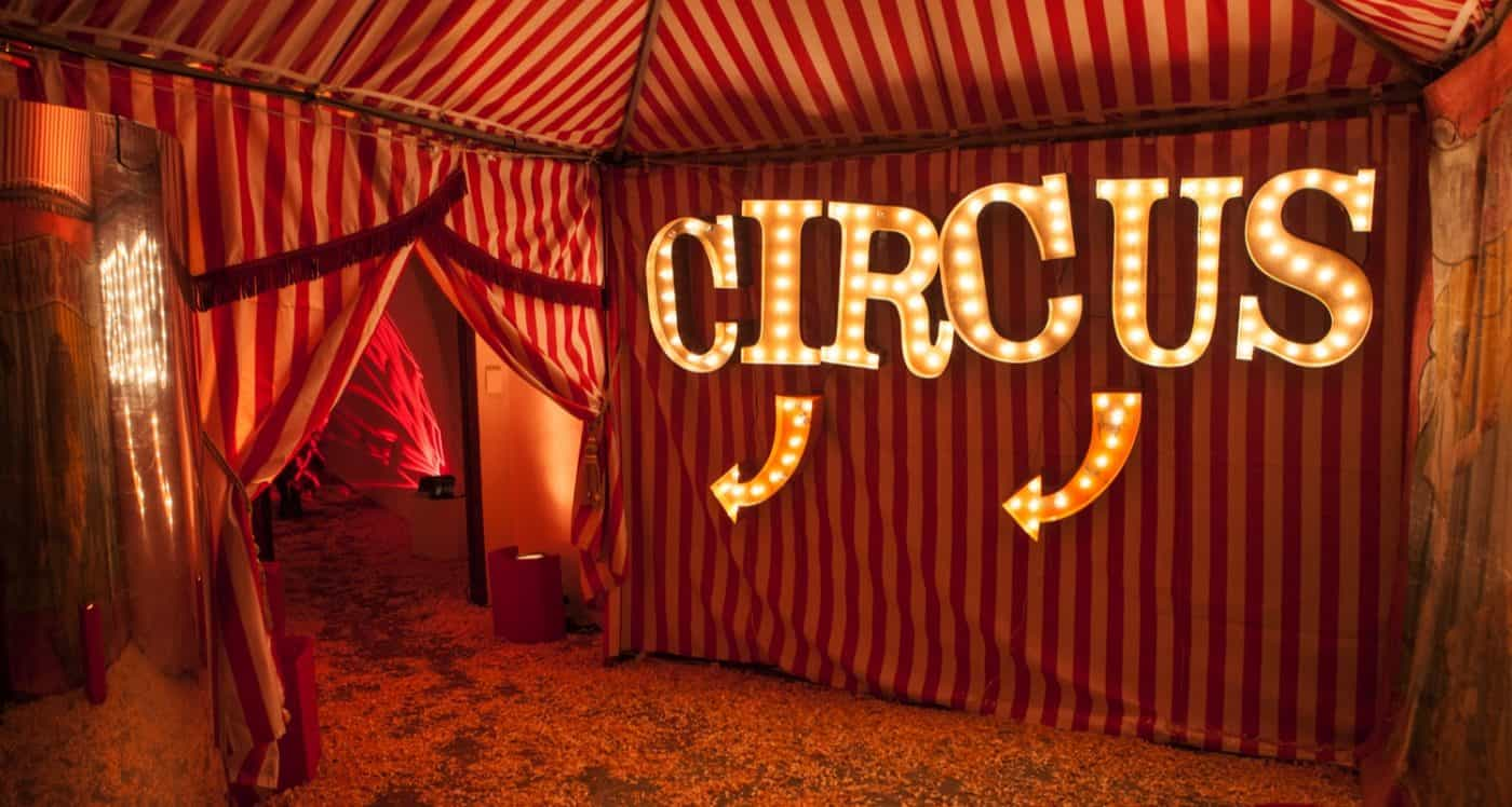 Vintage Circus Backgrounds 9