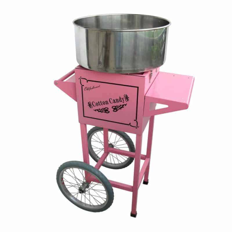 vintage candyfloss machine hire