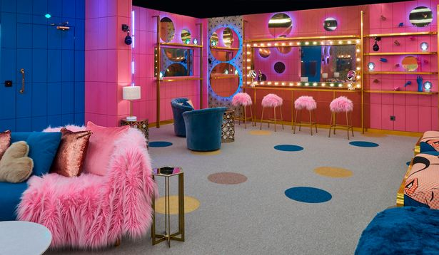 Big Brother Diary Room Backgrounds 3