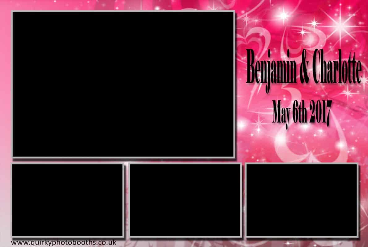 templates for wedding hire
