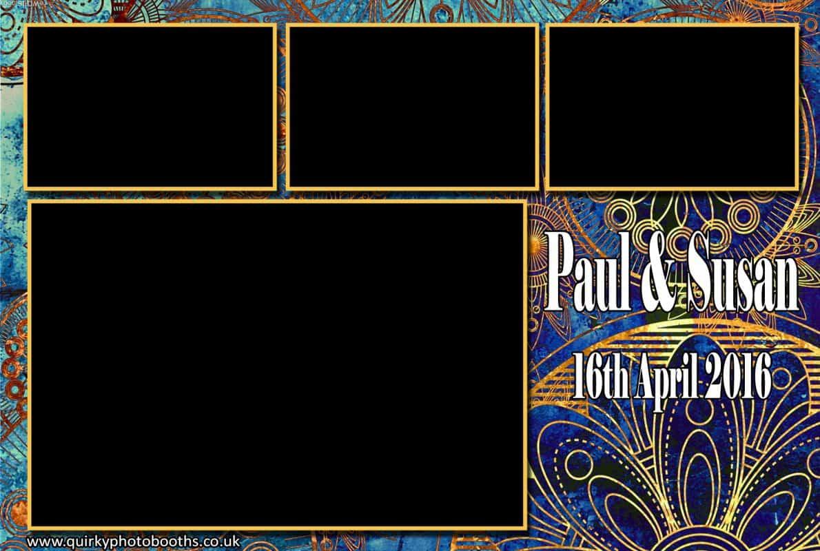 Custom Photo Strips 12