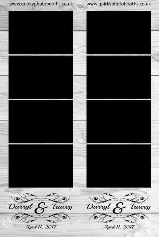Custom Photo Strips 4