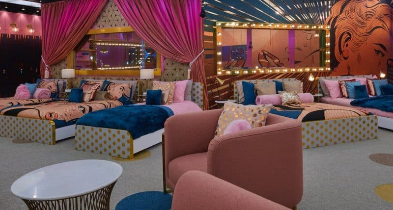 Big Brother Diary Room Backgrounds 10