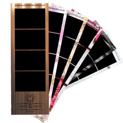 picture of the custom photo strips