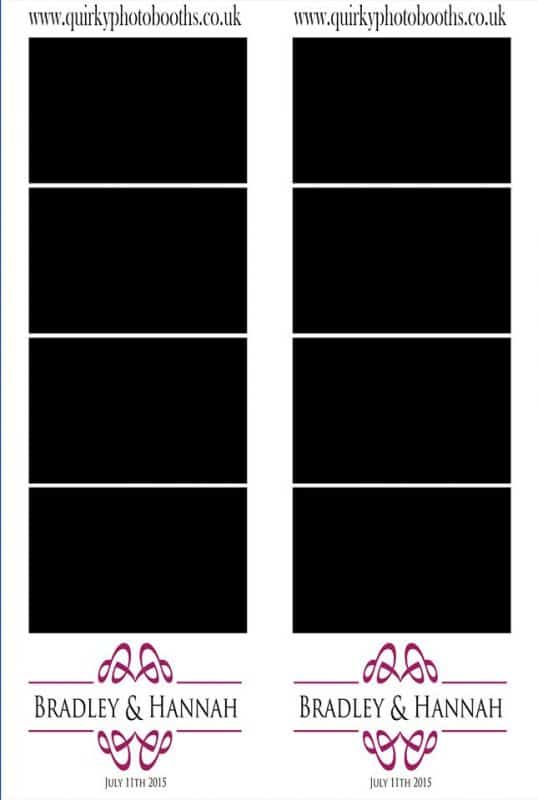 Custom Photo Strips 40