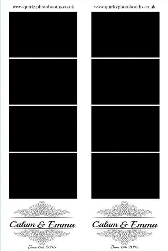 Custom Photo Strips 42