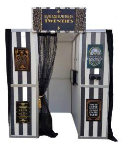 picture of the roaring 20's photo booth