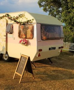 Dolly the Vintage Caravan Booth 05