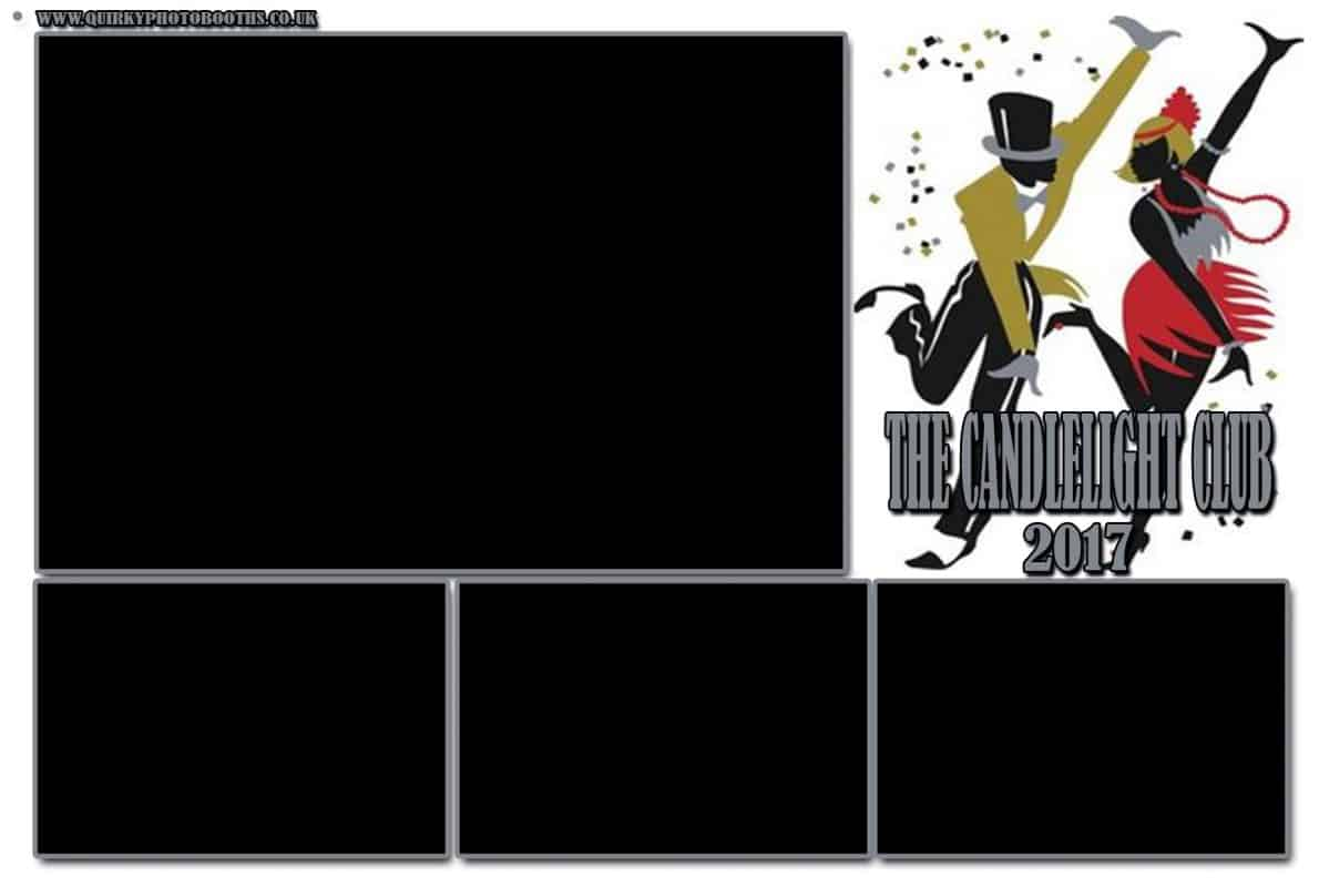 Gatsby Roaring 20's Photo Strips 3