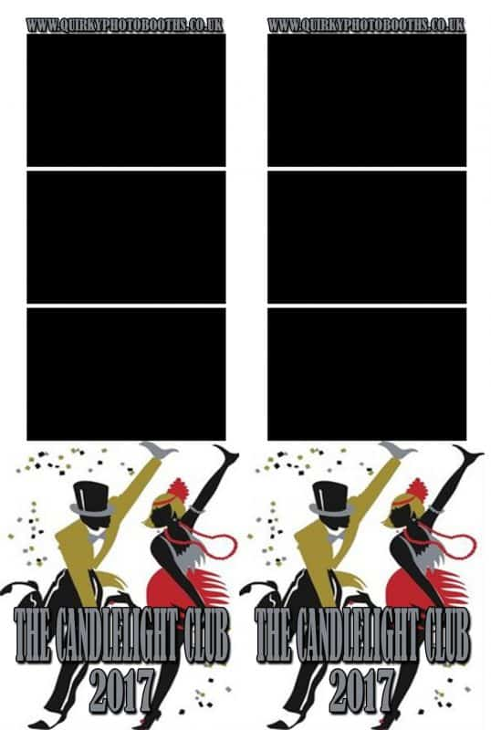 Gatsby Roaring 20's Photo Strips 11