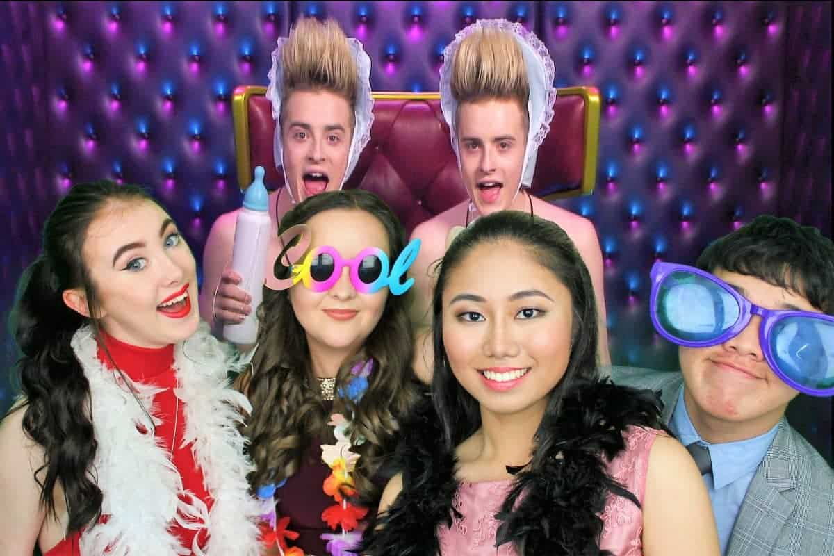 The Big Brother Diary Room Photo Booth 2
