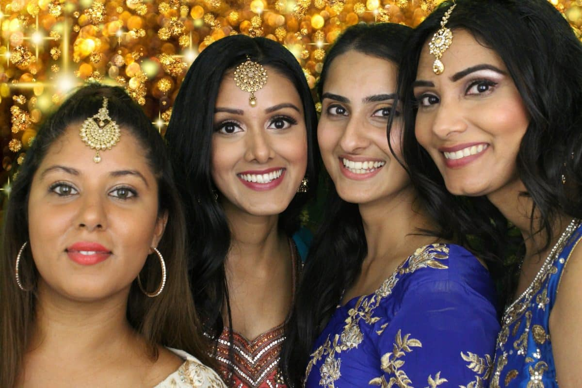 Indian Wedding Photo Booth 1
