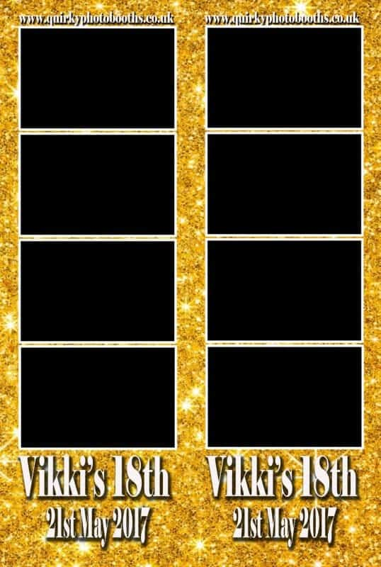 Party Booth Photo Strips 13