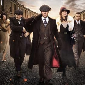Peaky Blinders Backgrounds 2