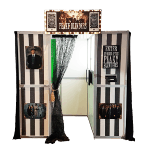 Peaky Blinders Photo Booth No Background