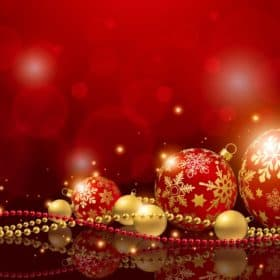 Christmas Green Screen Backgrounds 16